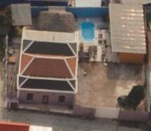 Studentenhuis_Curacao_boven aanzicht resort