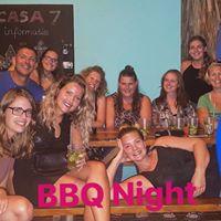 Studentenhuis_Curacao_bbq night 2018