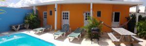 Studentenhuizen Curacao zwembad